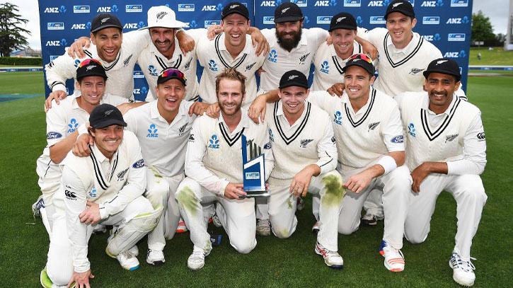 বিশ্ব টেস্ট চ্যাম্পিয়নশিপের শিরোপা জিতলো নিউজিল্যান্ড